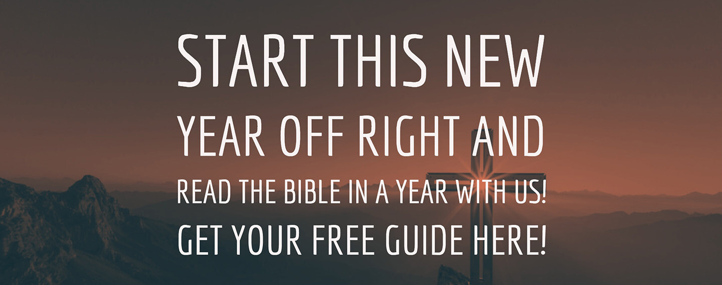 Bible Study (Read the Bible in a Year)
