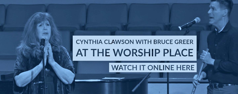 Cynthia Clawson Concert