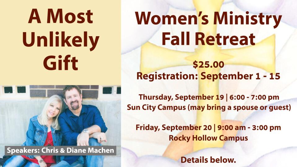 Women's Ministry Retreat